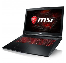 Pc Portable GAMER 2017 MSI GL72M 7REX Core i5-7300HQ QUAD 2.5GHz Turbo 3.5Ghz 8G DDR4 1000G HDD 7200T Ecran 17.3 FULL HD NVIDIA® GeForce™ GTX 1050TI 2G GDDR5 Clavier Azerty rétro Licence Windows 10 64 Bit Neuf sous emballage