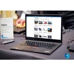 "Pc Portable Ultrabook Lenovo Thinkpad X1 Carbon Core i5-5200U 2.2Ghz Turbo 2.7Ghz  8G 256G SSD Ecran 14"" FULLHD Clavier Azerty Windows 7 Pro Préinstallé + Licence Windows 10 Pro Neuf sous emballage Garantie constructeur 28-02-2019"