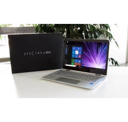 """Pc Portable HP Spectre x360 13 Core i5-6200U 2.3Ghz Turbo 2.8Ghz 4G 128G SSD Ecran 13,3"""" Tactile FULL HD Clavier azerty rétro Windows 10 Neuf sous emballage Garantie constructeur jusqu'au 06-05-2017"""