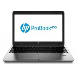Pc Portable HP Probook 455 G1 AMD série A A4-4300M / 2.5 GH 4éme Generation - 4G - 500G HDD - AMD Radeon HD 7420G - Ecran 15.6 LED HD - Empreinte digitale - Windows 8 Pro - Etat comme neuf Garantie Constructeur 25-04-2015