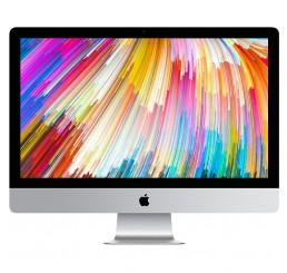 Apple iMac 27 Pouces Retina 5K 2016 Core i5 Quad 3.2GHz Turbo 3.6Ghz 24Go de RAM  1To Fusion Drive AMD Radeon R9 M390X 2G GDDR5 Apple OSX Sierra avec Clavier et Souris Apple Filaires En Bon Etat