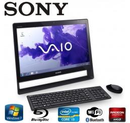Sony 21.5 Tactile Core i3-2350M 2.3Ghz - 8G  - 750G - AMD Radeon HD 6470M - Ecran Full HD - Blueray - Etat Comme Neuf