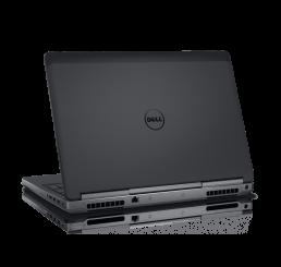 Pc Portable Dell Mobile Workstation Precision 7510 Mi 2017 Core i7 Quad Vpro 6820HQ 2.7GHz Turbo 3.6Ghz Ecran 15.6 FULLHD 16G DDR4  512G SSD NVIDIA QUADRO M2000M 4G GDDR5 Clavier rétro Licence Windows 10 Pro Etat comme neuf