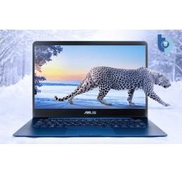 Pc Portable Ultrabook 1.3Kg ASUS ZenBook UX430U 2017 Core i5 7200U 2.5Ghz Turbo 3.1Ghz - 8G DDR4 - 256G SSD Ecran 14 FULLHD Clavier Azerty Chiclet rétroéclairé Licence Windows 10 64 Bit Neuf sous emballage
