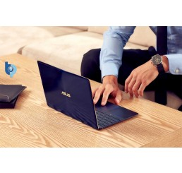 Pc Portable Ultrabook ASUS ZENBOOK 3 UX390UA 2017 Core i7-7500U 2.7Ghz Turbo 3.5Ghz 16G LPDDR3 512G SSD Ecran 12.5 FULL HD Clavier rétroéclairé Licence Windows 10 Pro 64 Bit Neuf sous emballage